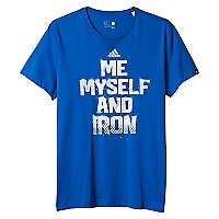 Camiseta Me Myself and Iron