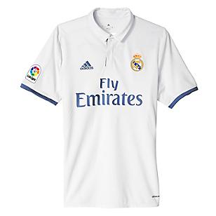 Camiseta Primera Equipación Real Madrid Réplica