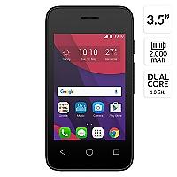 Smartphone Pixi 4 3.5 Negro Movistar