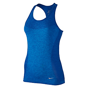 Polera Mujer Knit Azul