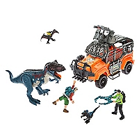Playset Dino Mediado 520010