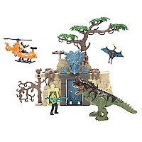 Playset Dino Grande Fort 520103