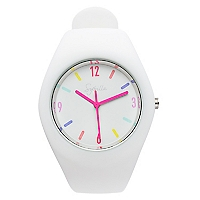 Reloj Mujer IC Blanco