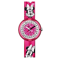 Reloj de niña  Disney Minnie Mouse  ZFLNP006