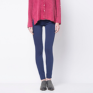 Pantalón Tiro Medio Skinny