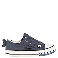Zapatilla Urbana Ni�o Sp L�dica Shark