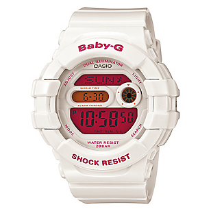 Baby-G Reloj Unisex BGD-140-7BDR