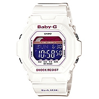 Baby-G Reloj Mujer BLX-5600-7DR