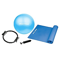 Set Pilates Azul