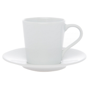 Taza de Café con Plato Globe
