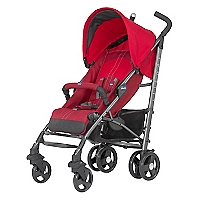 Coche Paseo Liteway Complete Red