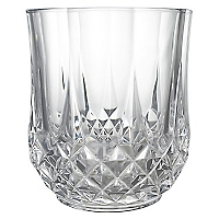 Set 6 Vasos Bajos Whisky Longchamp