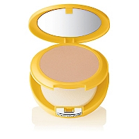 Polvo Compacto Sun protection Powder Makeup Moderately Fair