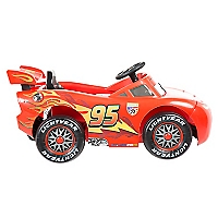 Electric Rayo Mcqueen
