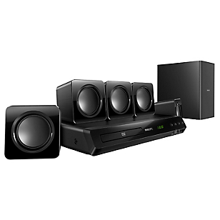 Home Theater 5.1 HTD3510