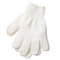 Guante Exfoliante Gift White