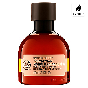 Aceite 170 ML Spa Of the World Polynesian Monoi Radiance