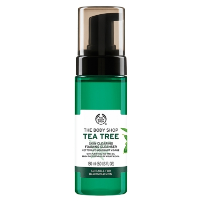 Limpiador Facial Tea Tree Facial Wash 150 ML