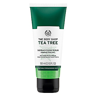 Exfoliante Facial Tea Tree Scrub 100 ML
