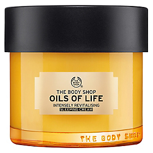 Crema Antiedad Oils of Life Sleeping Cream 80 ML