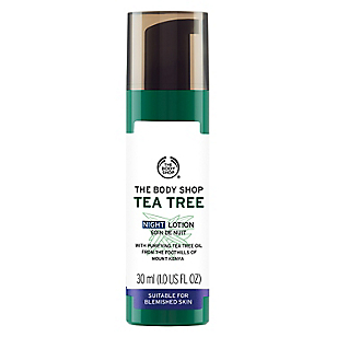 Crema Noche Tea Tree Night Lotion 30 ML