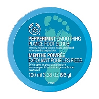 Hidratante Corporal Foot Scrub Peppermint Pumce 100 ML