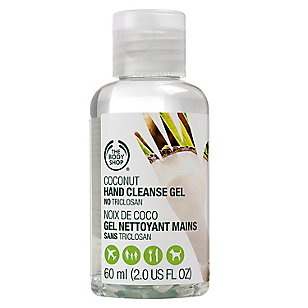 Jabón Gel Hand Cleanse Coconut 60 ML