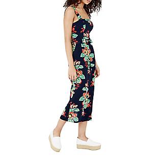 Vestido Maxi con Diseño Flores