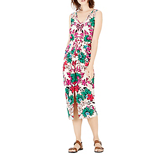 Vestido Diseño Flores
