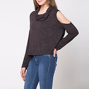Sweater Aberturas Brazos