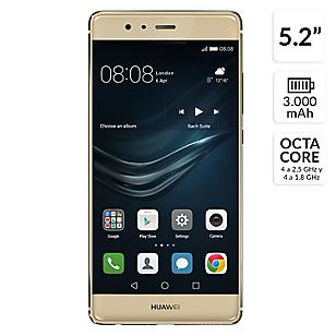 Smartphones P9 Dorado Liberado