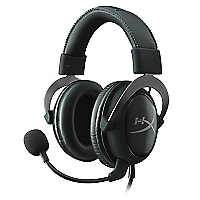 HyperX Headset Gun Metal Cloud II Negro