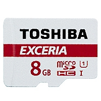 Tarjeta MicroSD 8GB