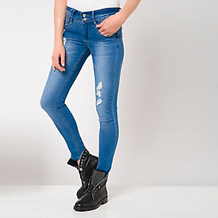 Jeans 2 Botones Up