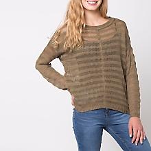 Sweater Transparencia