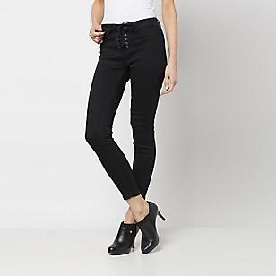Jeans Detalle Amarras