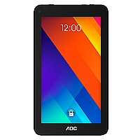 Tablet Quad Core 8GB Negro 7