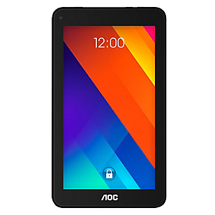 Tablet Quad Core 8GB Negro 7