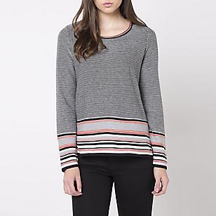 Sweater Tejido Rayas