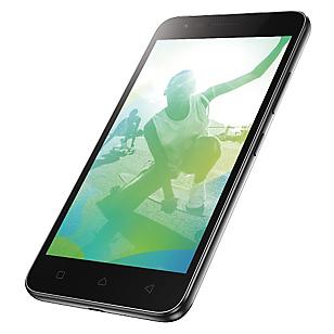 Smartphone Vibe C Negro Liberado