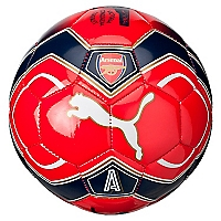 Balón Arsenal Fan Mini  Rojo