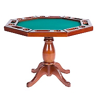 Mesa de Poker Pata Pi�a