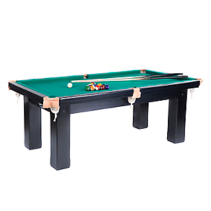 Mesa de Pool Senior Negra