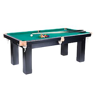 Mesa de Pool Juvenil Negra