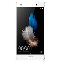 Smartphone P8 LITE Blanco Movistar