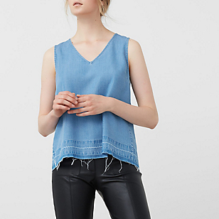 Top Denim Soft