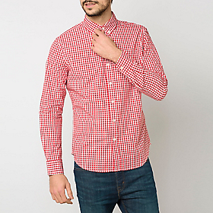 Camisa One Pocket Mini Check