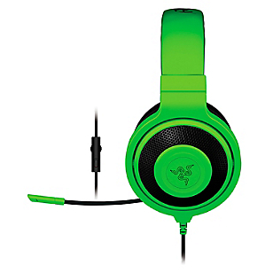 Audífono Gamer Kraken Pro Green