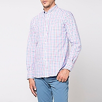 Camisa Cuello Button Down Slim