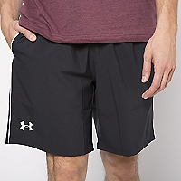 Short UA Mirage Negro